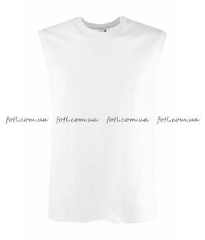 Мужская футболка без рукавов. Мужские майки купить Fruit of the loom ... 9e245e3f6b34f
