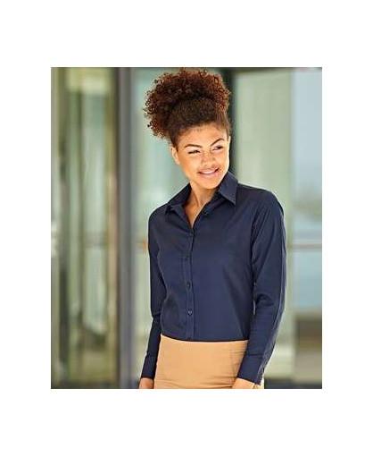 Рубашка женская длинный рукав Oxford