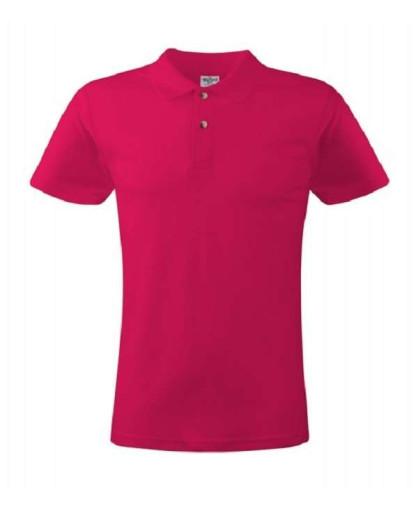 Рубашка поло мужская плотная