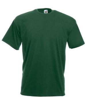 Мужская футболка плотная из хлопка