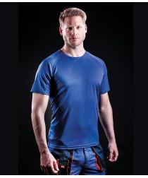 Спортивная сетчатая футболка