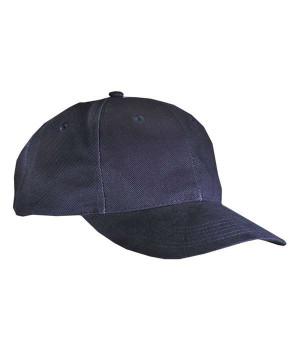 Ламинированная 6 панельная кепка