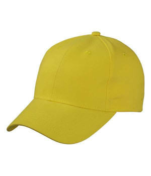 Матовая 6 панельная кепка