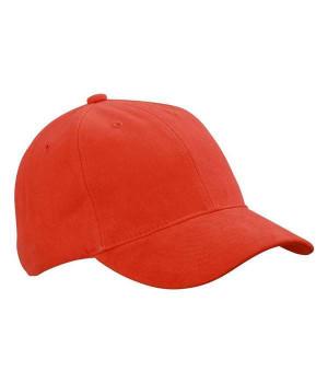 6-панельная кепка с мягкой подкладкой