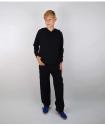 Спортивный костюм для мальчика с начесом