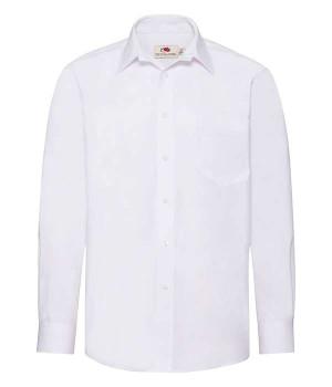 Мужская Рубашка с длинным рукавом Poplin