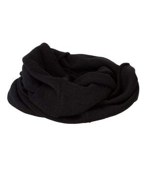 Повседневный свернутый шарф
