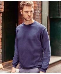 Мужской плотный спортивный свитер