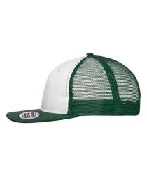 6-панельная плоская пиковая кепка