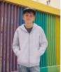 Детская премиум куртка-толстовка с капюшоном