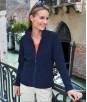 Женская микрофлисовая куртка