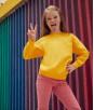 Детский свитер Сlassic set-in