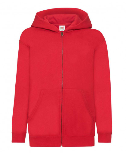 Детская кофта на замке с капюшоном Classic hooded jacket