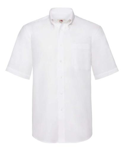Рубашка мужская с коротким рукавом Oxford