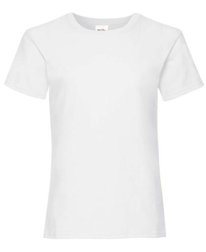 Детская футболка для девочек Valueweight