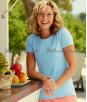 Женская футболка Fruit of the Loom - LADY-FIT CREW NECK T
