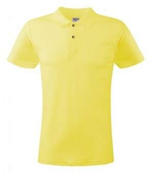 Мужская плотная рубашка поло