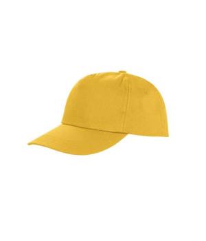 Пятипанельная кепка