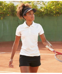 Женская спортивная тенниска поло