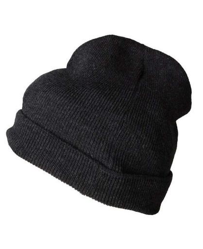 Вязаная шапка легкая