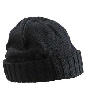Трикотажная шапка с краем