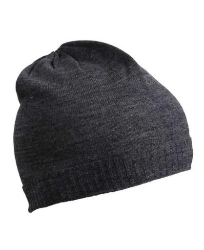 Тонкая шапка бини