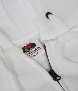 Женская премиум куртка-толстовка с капюшоном