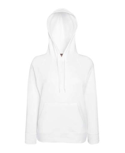 Толстовка женская с капюшоном Lightweight hooded