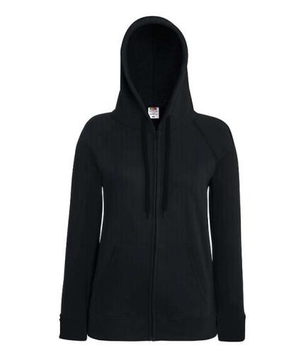 Толстовка женская на молнии Lightweight hooded jacket