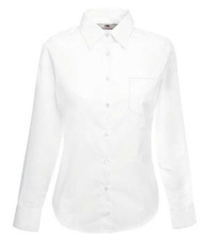 Женская Рубашка с длинным рукавом Poplin