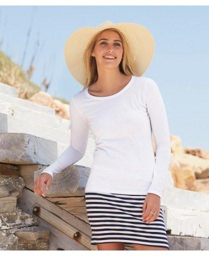 Женские футболки с длинным рукавом