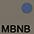 MBNB Бежевый / Тёмно-Синий / Бежевый