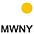 MWNY Белый / Неоново-Жёлтый