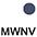MWNV Белый / Тёмно-Синий