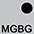 MGBG Светло-Серый / Чёрный / Светло-Серый