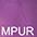 MPUR Фиолетовый