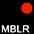 MBLR Черный / Красный