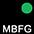 MBFG Чёрный / Ярко-Зелёный