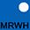MRWH Ярко-Синий / Белый