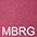 MBRG Тёмно-Бордовый