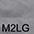 M2LG Светло-Серый / Светло-Серый