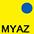 MYAZ Жёлтый / Азур