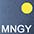 MNGY Тёмно-Синий / Жёлтый