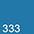 333 Голубой