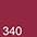 340 Тёмно-красный