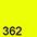 362 Неоновый Жёлтый