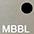 MBBL Бежевый / Черный