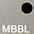 MBBL Бежевый / Чёрный