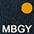 MBGY Черный / Золото-Желтый