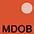 MDOB Тёмно-Оранжевый / Бежевый